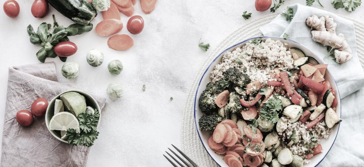 Wie viel Gemüse pro Tag sollen wir eigentlich essen?