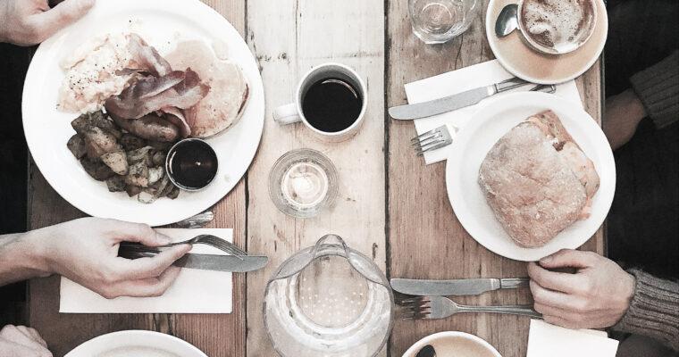 Mythos Nr. 1 Abends essen macht dick