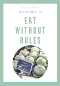 Befreie dich von deinen Fesseln - eat without rules